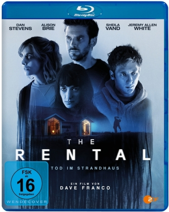 The Rental - Tod im Strandhaus (2020)