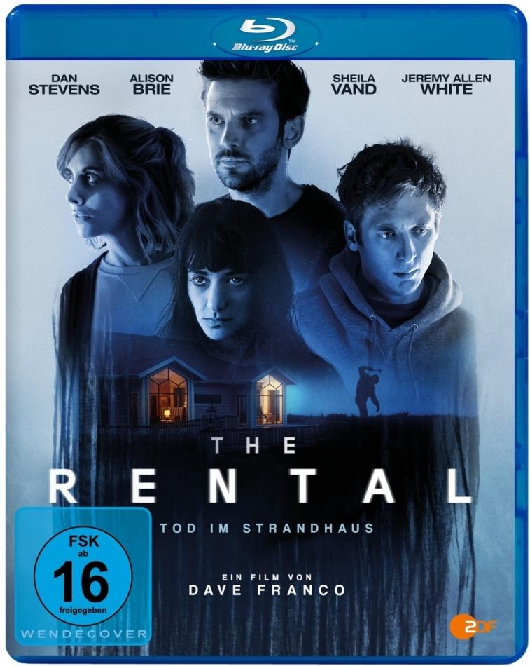 The Rental - Tod im Strandhaus (2020)
