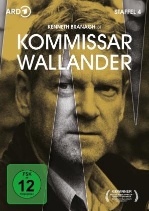 Kommissar Wallander - Staffel 4 (2 DVDs)