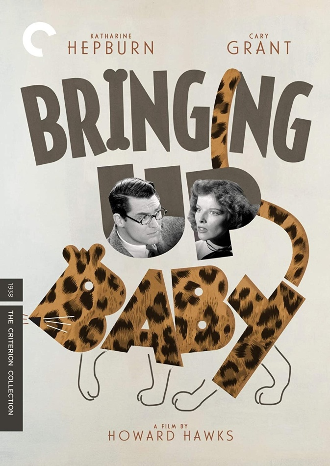 Bringing Up Baby (1938) (s/w, Criterion Collection)