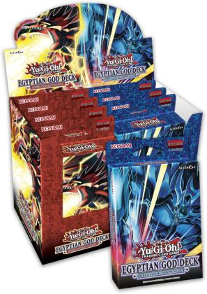 Yu-Gi-Oh! Egyptian Gods SD DE (Sammelkartenspiel) - 1 Pack