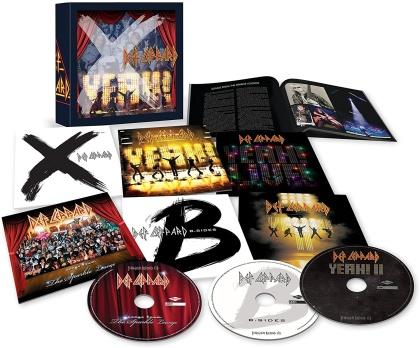Def Leppard - Volume Three (Boxset, 6 CD)