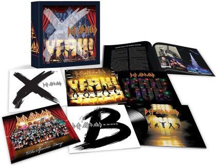 Def Leppard - Vinyl Box Set: Volume 3 (Boxset, 9 LPs)