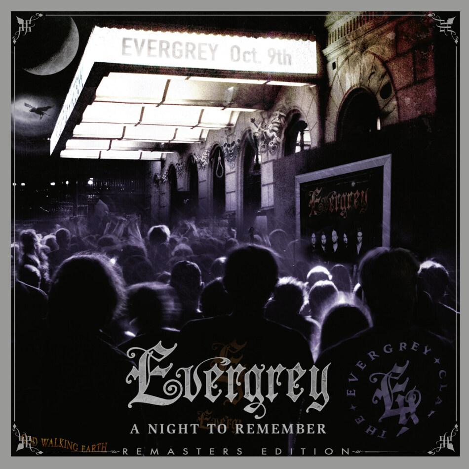Evergrey - A Night To Remember - Live (2021 Reissue, Versione Rimasterizzata, 2 CD + 2 DVD)