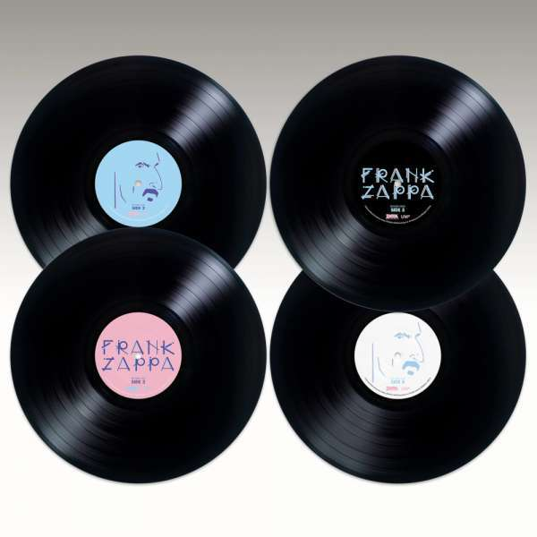 Frank Zappa - Zappa '88: The Last U.S. Show (Limited Edition, 4 LPs)