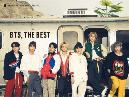 BTS (Bangtan Boys) (K-Pop) - The Best (B Version, European Edition, Limited Edition, 2 CDs + 2 DVDs)
