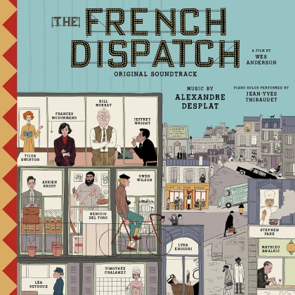 French Dispatch - OST