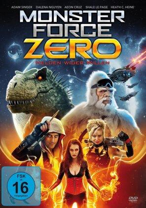 Monster Force Zero - Helden wider Willen (2019)