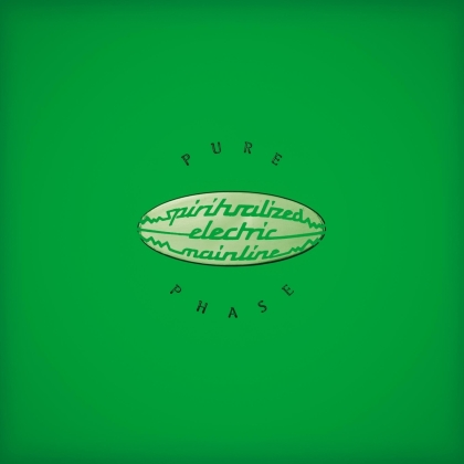 Spiritualized - Pure Phase (2021 Reissue, Fat Possum Records)