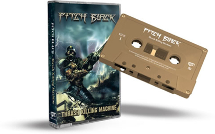 Pitch Black - Thrash Killing Machine (2021 Reissue)