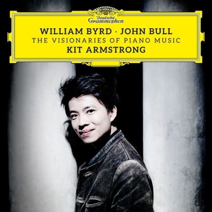 William Byrd (1543-1623), John Bull (1562?63?-1628) & Kit Armstrong - William Byrd & John Bull: The Visionaries Of Piano Music (2 CDs)