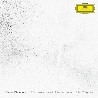 Echo Collective & Jóhann Jóhannsson - 12 Conversations With Thilo Heinzmann (2021 Reissue, LP)