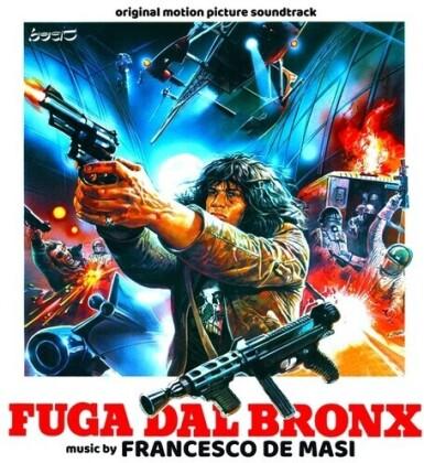 Francesco De Masi - Fuga Dal Bronx - OST (2021 Reissue)