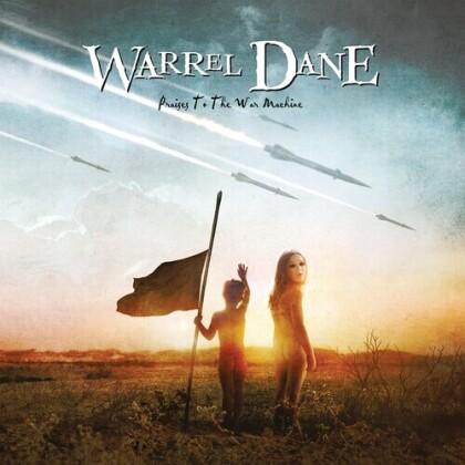 Warrel Dane (Nevermore) - Praises To The War Machine (2021 Reissue, Limited Gatefold, Extended Edition, Clear Vinyl, LP)