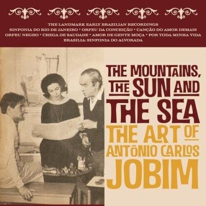 Mountains The Sun & The Sea: Art Of Antonio Carlos (4 CD)