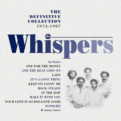 Whispers - Definitive Collection 1972-1987 (4 CDs)