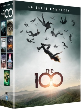 The 100 - Stagioni 1-7 (24 DVDs)