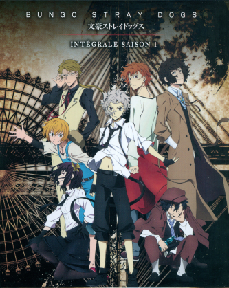 Bungo Stray Dogs - Intégrale Saison 1 (Collector's Edition, 2 Blu-rays)