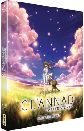 Clannad After Story - Saison 2 (3 Blu-rays)