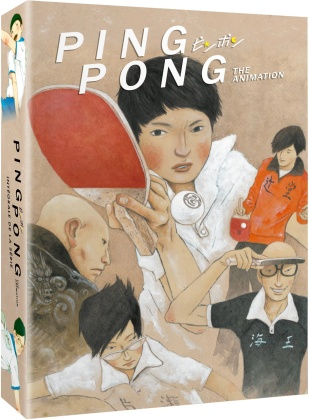 Ping Pong - The Animation - Intégrale