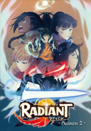 Radiant - Saison 2 (3 DVDs)