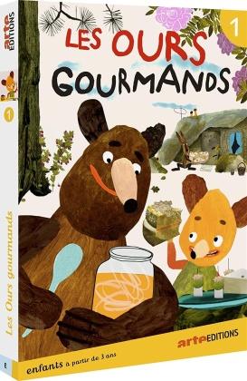 Les ours gourmands (Arte Éditions)
