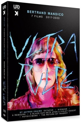 Ultra Pulpe et autres chairs (Blu-ray + DVD)
