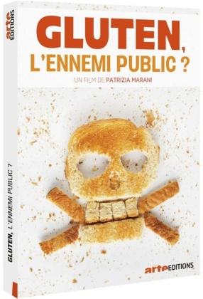 Gluten, l'ennemi public (Arte Éditions)