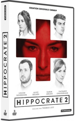 Hippocrate - Saison 2 (3 DVD)