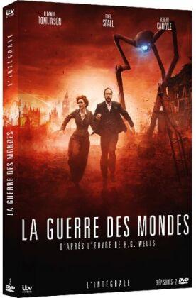 La guerre des mondes - Mini-Série - L'intégrale (2 DVDs)