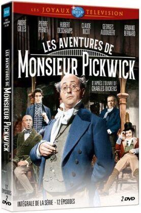 Les aventures de Monsieur Pickwick - Intégrale de la série (1964) (Les joyaux de la télévision, 2 DVDs)
