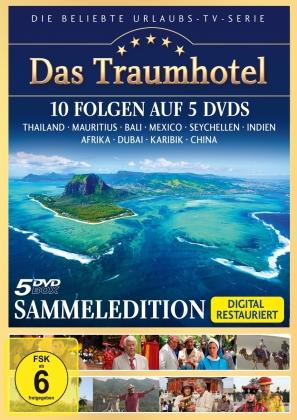 Das Traumhotel - 10 Folgen (5 DVDs)
