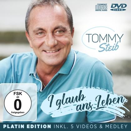 Tommy Steib - I glaub ans Leben (Platin Edition, CD + DVD)