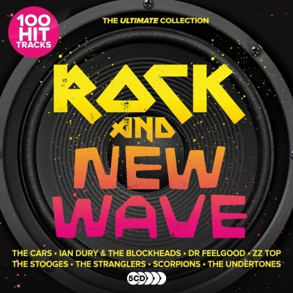 Ultimate Rock & New Wave (5 CDs)