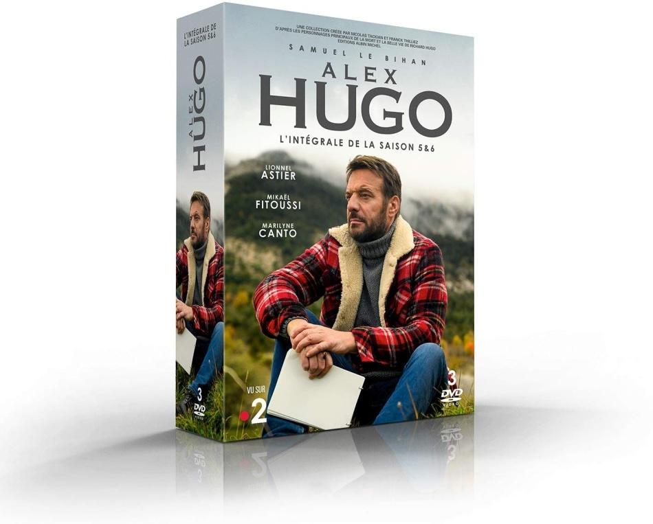 Alex Hugo - L'intégrale de la saison 5 & 6 (4 DVDs)