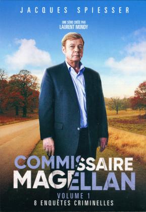 Commissaire Magellan - Vol. 1 (4 DVDs)