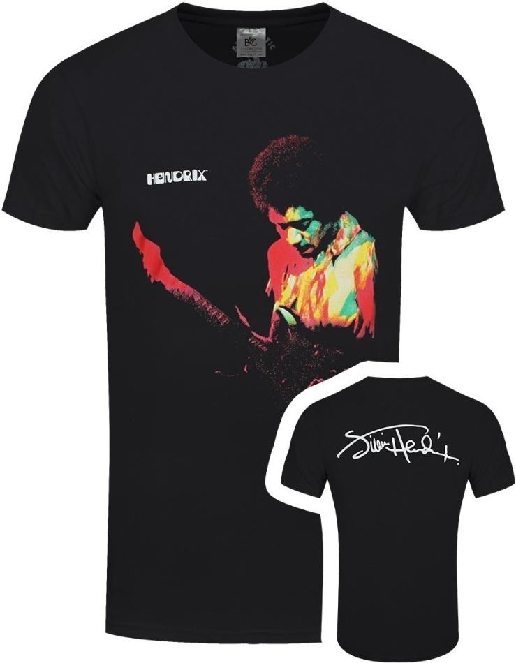 Jimi Hendrix: Band of Gypsys - Men's T-Shirt - Grösse M