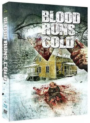 Blood Runs Cold (2011) (Cover A, Limited Edition, Mediabook, Blu-ray + DVD)