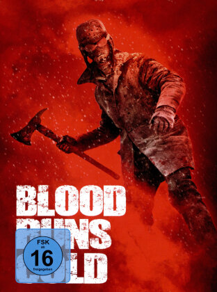 Blood Runs Cold (2011) (Cover B, Limited Edition, Mediabook, Blu-ray + DVD)