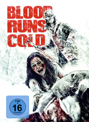 Blood Runs Cold (2011) (Cover C, Limited Edition, Mediabook, Blu-ray + DVD)