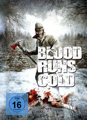 Blood Runs Cold (2011) (Cover D, Limited Edition, Mediabook, Blu-ray + DVD)
