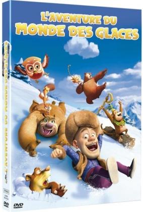 L'aventure du monde des glaces (2015)