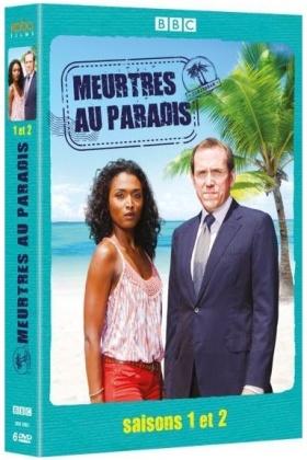 Meurtres au Paradis - Saisons 1 et 2 (6 DVDs)