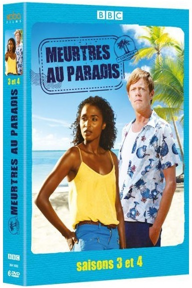 Meurtres au Paradis - Saisons 3 et 4 (6 DVDs)