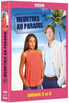Meurtres au Paradis - Saisons 5 et 6 (6 DVDs)