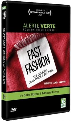 Alerte Verte - Fast Fashion