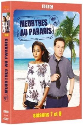 Meurtres au Paradis - Saisons 7 et 8 (6 DVDs)