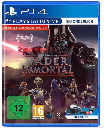 Vader Immortal - A Star Wars VR Series
