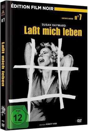 Lasst mich leben (1958) (Édition Film Noir, Limited Edition, Mediabook)