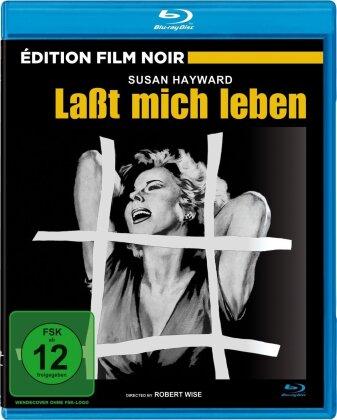 Lasst mich leben (1958) (Édition Film Noir, s/w)
